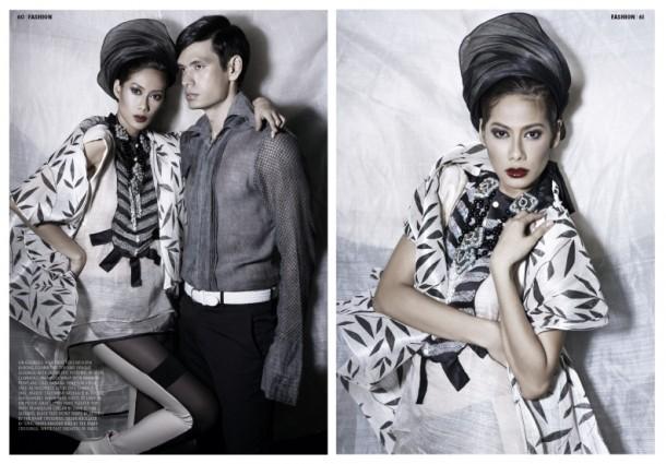 Fashion: Festive Filipiniana