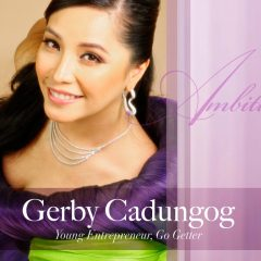 Woman of Substance: Gerby Cadungog