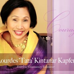 Woman of Substance: Lourdes 'Tata' Kintanar Kapfer