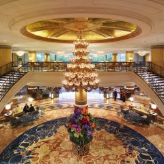 Luxury in the City: Shangri-La Hotel Makati