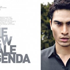 Filipino Fashion: The New Male Agenda