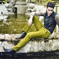 Filipino Fashion: The New Male Agenda