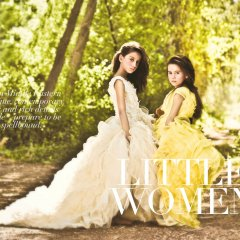 Filipino Fashion: Little Women
