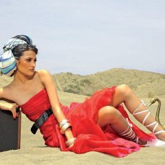 Filipino Fashion: To the Desert of the North