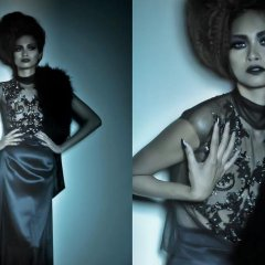 Filipino Fashion: Black Magic
