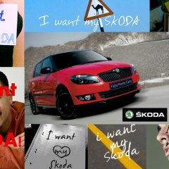 I Want My SKODA Competition