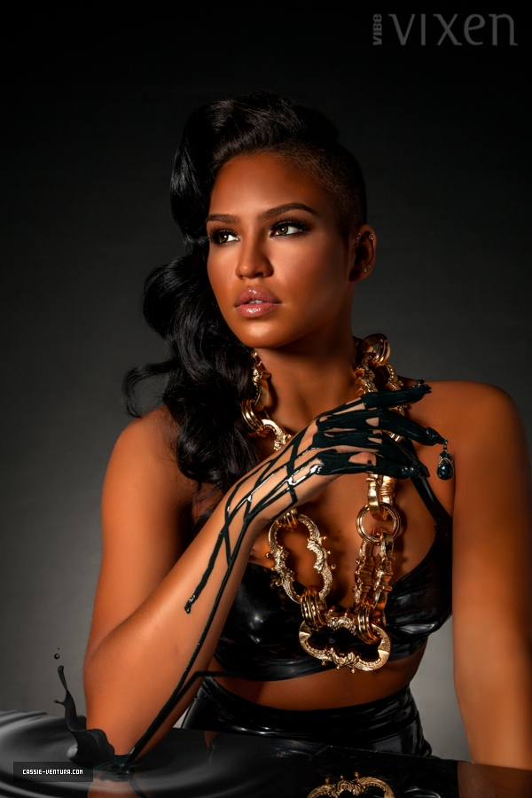 Cassie Ventura photo from cassieventura.com