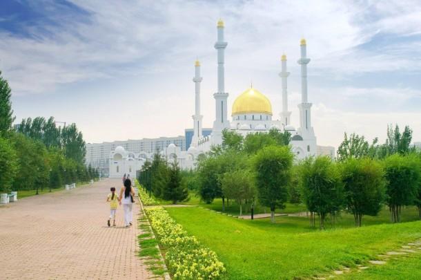 My Pinoy Life in Astana, Kazakhstan