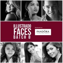 The Search for Illustrado Faces Batch 8 is now on!