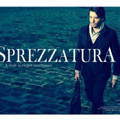 Illustrado Fashion: Sprezzatura featuring John Spainhour
