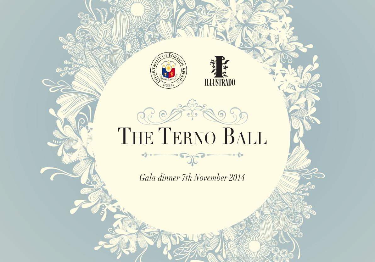 Filipino Dubai:  The First Terno Ball in the UAE