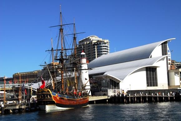 maritime museum sydney