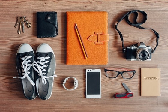 Things to bring when travelling