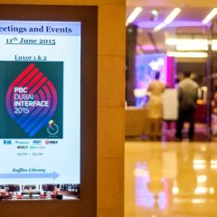 PBC or Philippine Business Council Dubai Landmark Interface 2015