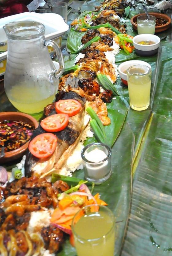 Filipino Cuisine in Oman