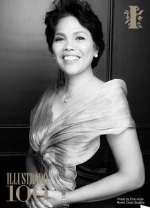 Amb. Grace Relucio-Princesa - Photo by Eros Goze for Illustrado Magazine