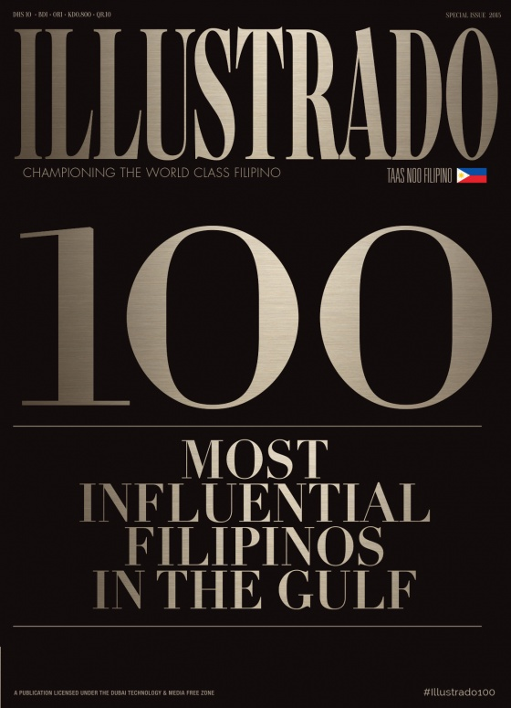 Illustrado 100th Issue - The 100 Most Influential Filipinos of the Gulf