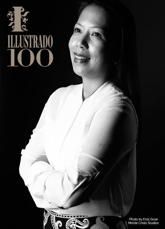 Desiree Vlekken - Photo by Eros Goze for Illustrado Magazine