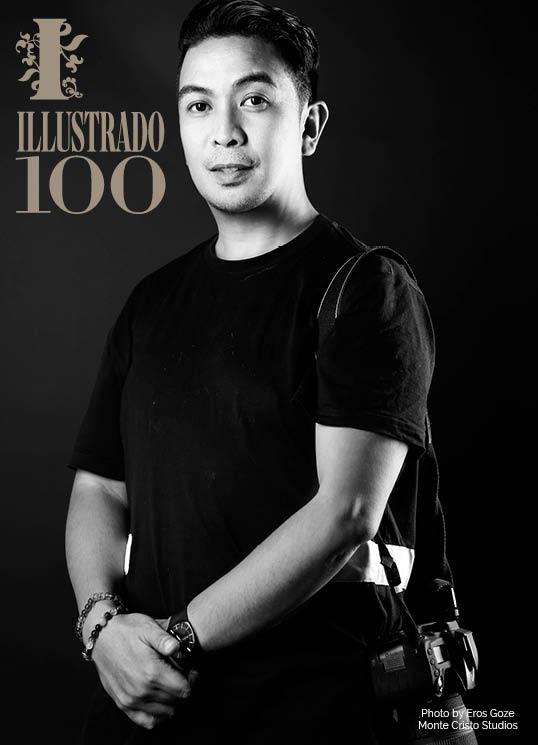 Filipino photographer Eros Goze