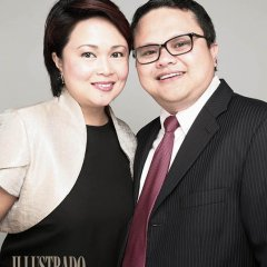 Most Influential Filipinos in the Gulf: Lou & Cesar Parroco – Philanthropic Couple
