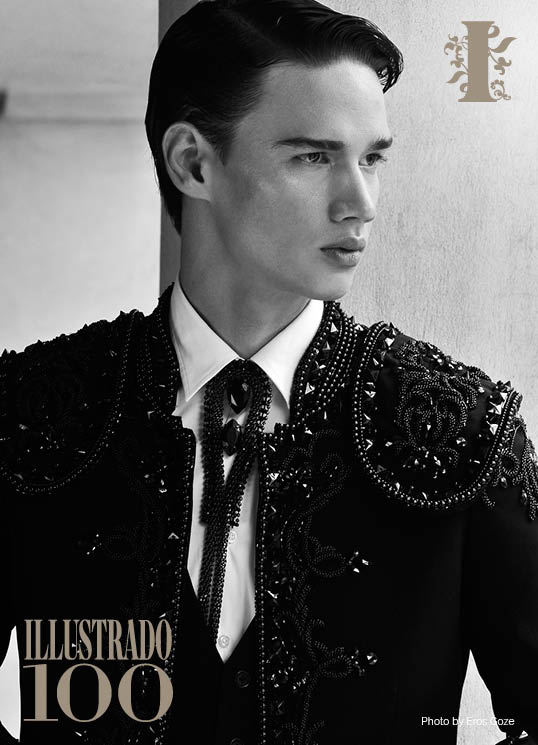 FILIPINO MODEL PAUL KEIFER