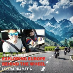 Filipino Traveler: Europe Driving Tour