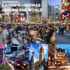 A Pinoy Christmas around the World