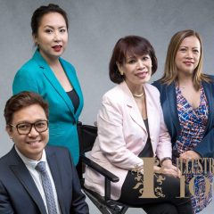 Most Influential Filipinos in the Gulf: Philippine Business Council – Trailblazer