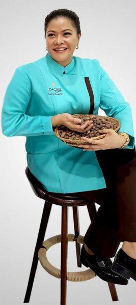 Pinoy Entrepreneur Luchie Suguitan