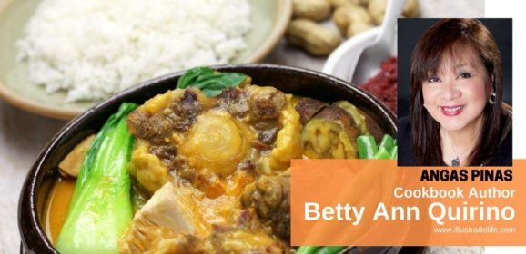 Angas Pinas: Cook Book Author Betty Ann Quirino