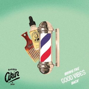 Illustrado Stuff: FindSalt, Akin Barbershop, Lush, Girlboss