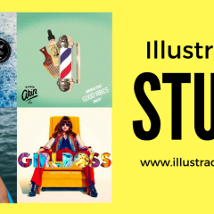 Illustrado Stuff: FindSalt, Akin Barbershop, Lush, Girlboss, Agonist Parfums