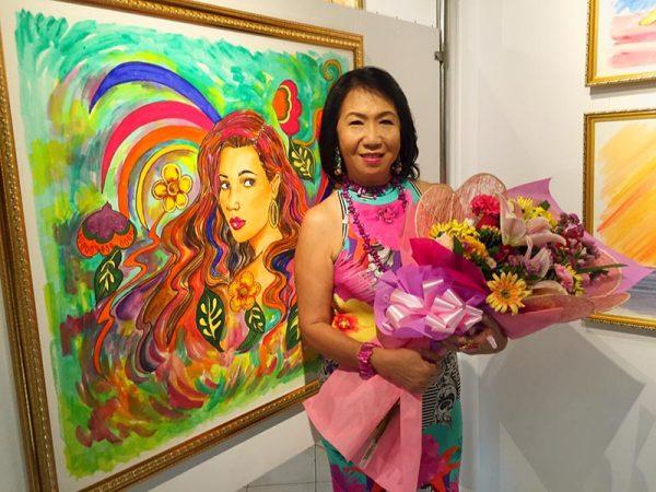 Artist Spotlight: Ginny Guanco