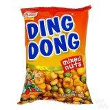 Illustrado Stuff: Ding Dong, Max's Caramel Bars, Crispy Mushroom Chips, Lucky Me Pancit Canton, Pinoy Spaghetti Mix