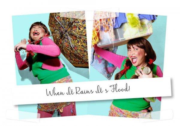 The Annie B Chronicles: When it Rains It's Flood!
