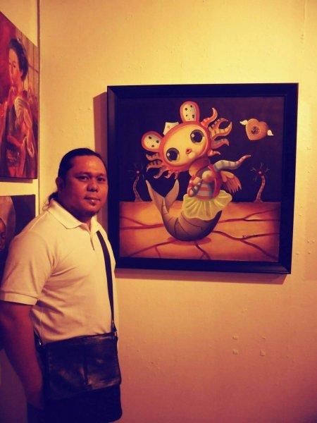 Artist Spotlight: Buhay Mendoza