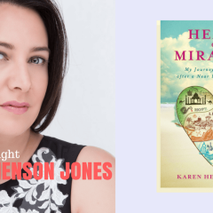Artist Spotlight: Karen Henson Jones – Author & Inspirational Speaker