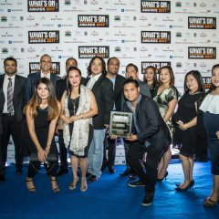 Max's Cleans Up at Major UAE Award Show