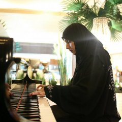 UAE's First Female Music Composer Headlines 46th National Day Celebration in Dusit Thani Abu Dhabi