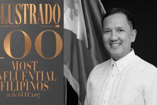100 MIFG: Ambassador. Constancio Vigno Jr – Trailblazer