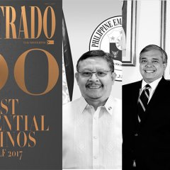 100 MIFG: Filipino Ambassadors to the Gulf