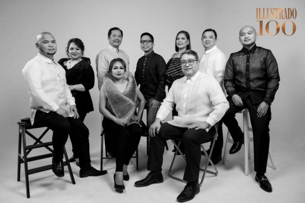 100 MIFG: Philippine Business Council - Business Vanguards