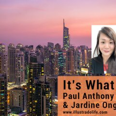 It's what I do: Paul Anthony Alaras & Jardine Ong
