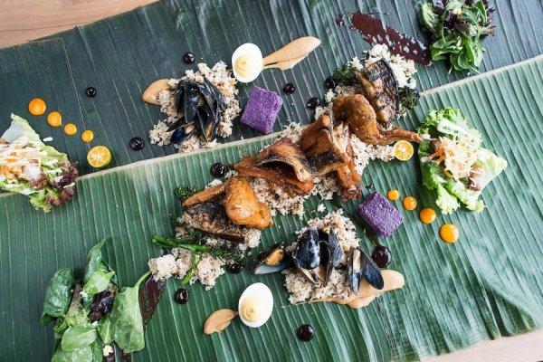 Filipino Restaurants Taking the World Center Stage
