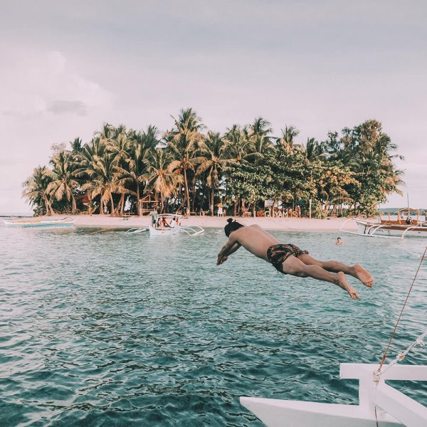Illustrado Scrapbook: Travel Photos - A Different Take