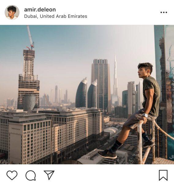 Filipinos on Instagram: Tin Cura, Brandon Espiritu, Amir Deleon, Klea Pineda