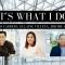 It's what I do: Augusto Cabrera, Ellaine Villena, Jerome Sanchez